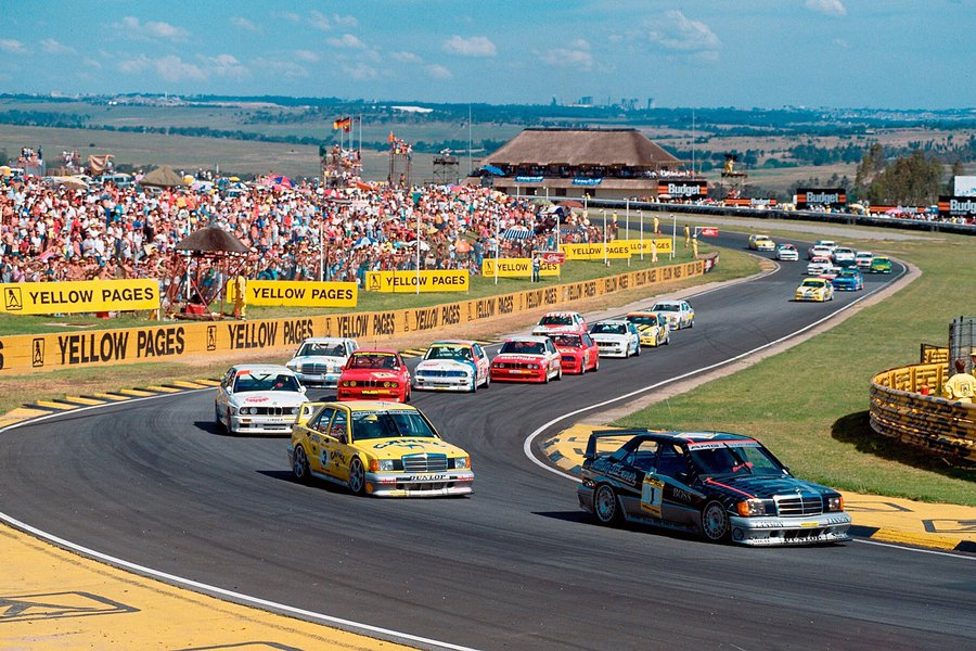 190E WINS AT KYALAMI – A FIRST FOR ABS