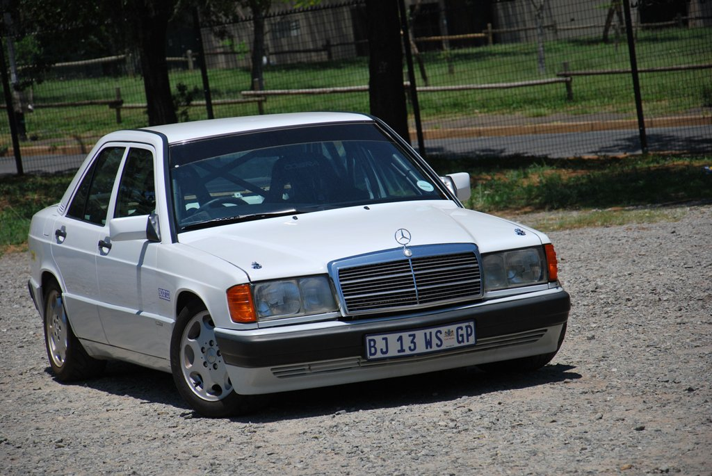 Mercedes-Benz 190E 2.3-8V Turbo