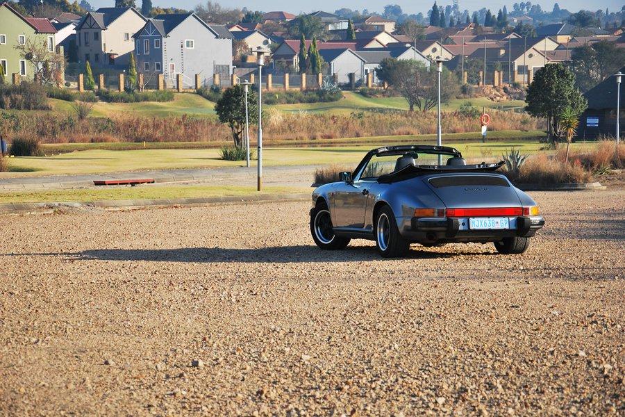 LIVE ONLINE AUCTION: 1989 Porsche 911 Carrera 3.2 Cabriolet (Start Up)