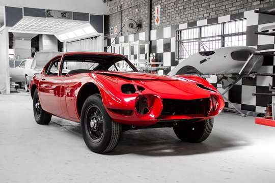 SA TOYOTA 2000GT – CHAPTER 2