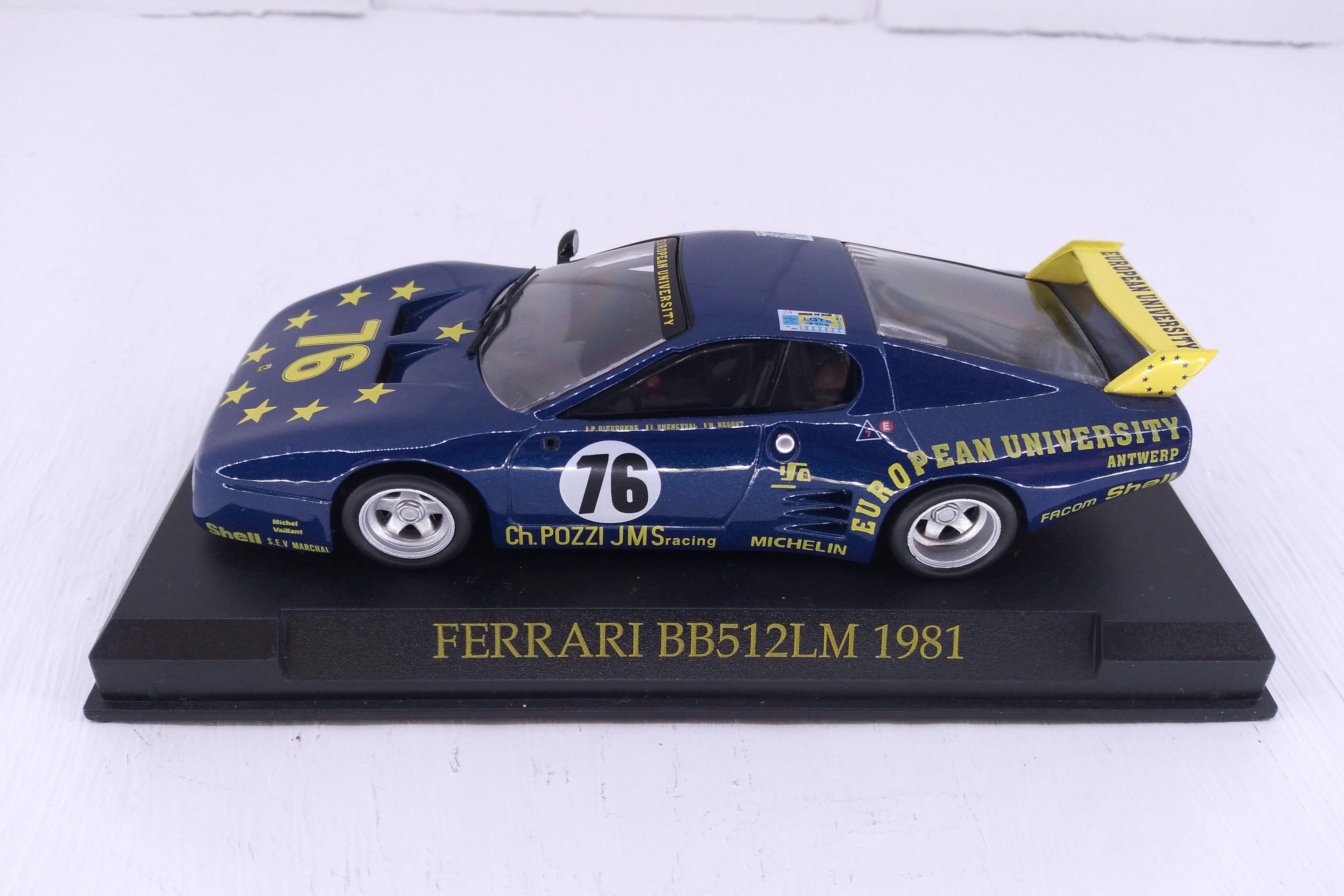 Collection of 80 Ferrari models