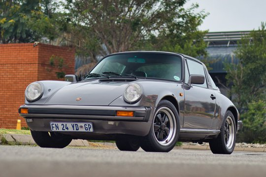 LIVE ONLINE AUCTION: 1982 Porsche 911 SC Targa Ferry Porsche Edition
