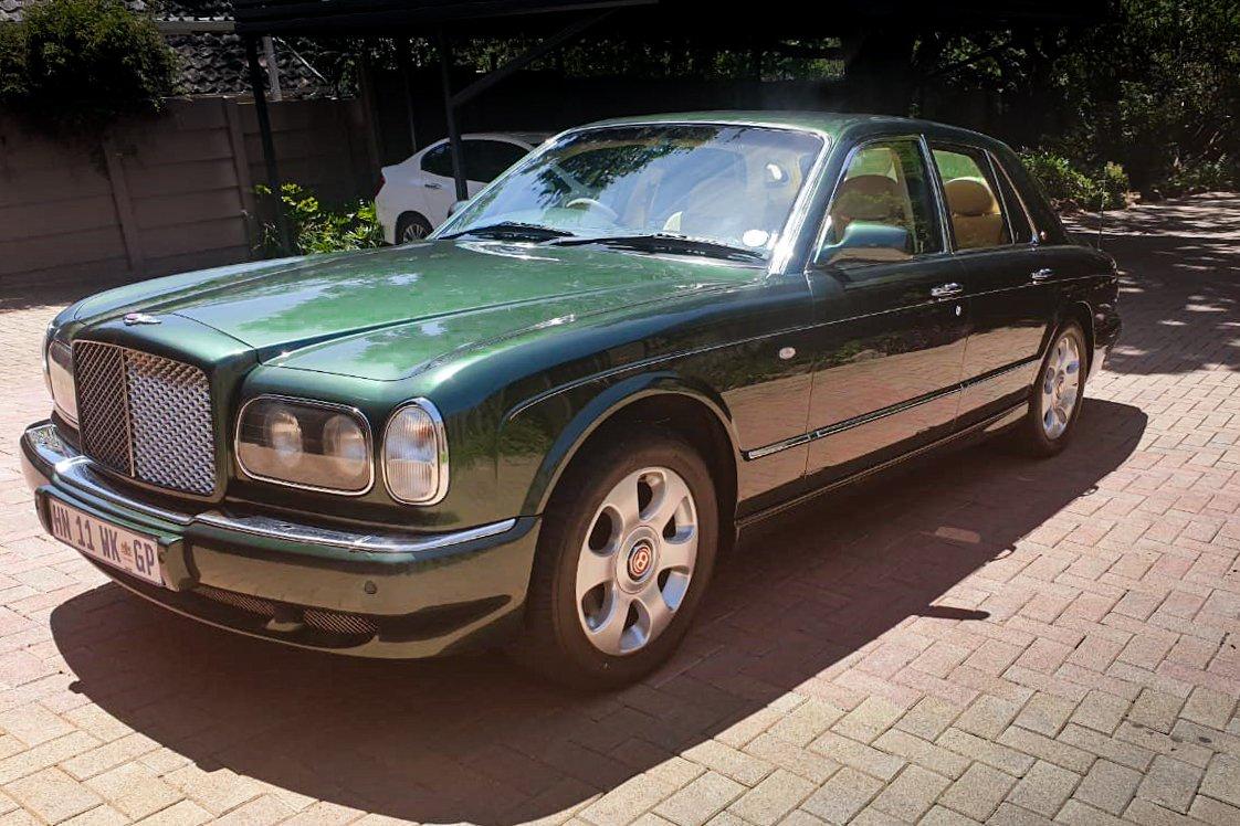 Bentley Arnage (Red Label)