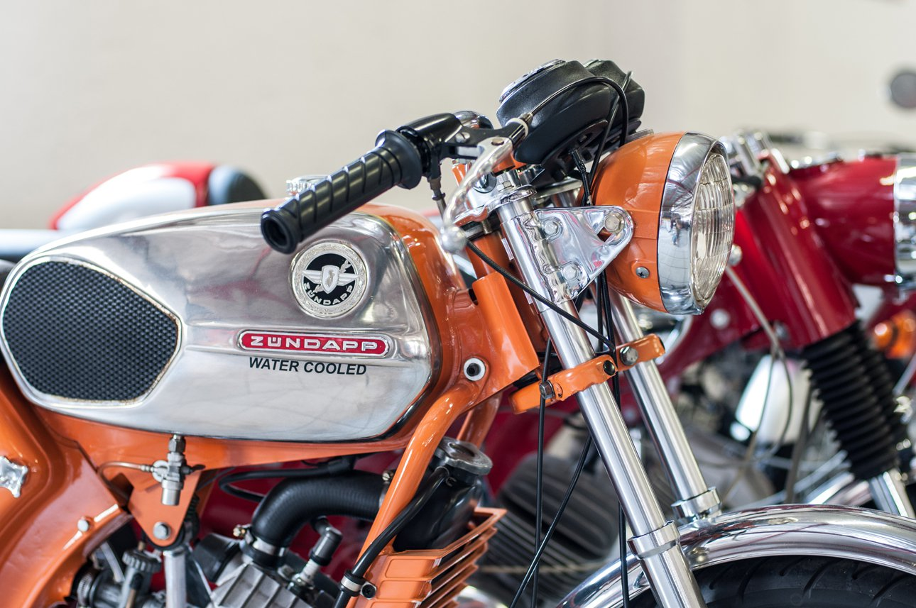 Classic Motorcycle Auctions