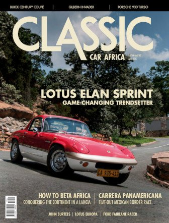 April 2017 Publication | Classic Car Africa