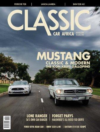 December 2016 Publication | Classic Car Africa