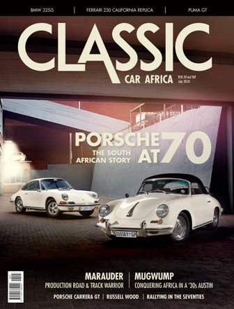 July 2018 Publication | Classic Car Africa