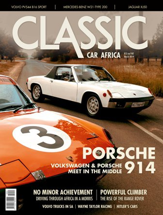 March 2019 Publication | Classic Car Africa