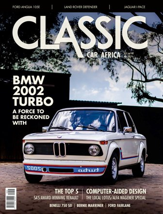 May 2019 Publication | Classic Car Africa
