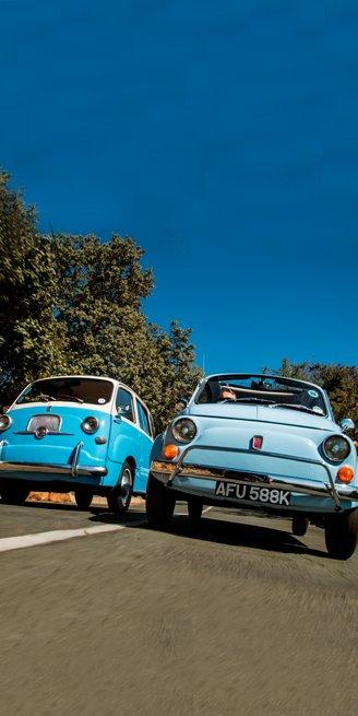 Classic Car Africa | Fiat500covermob |