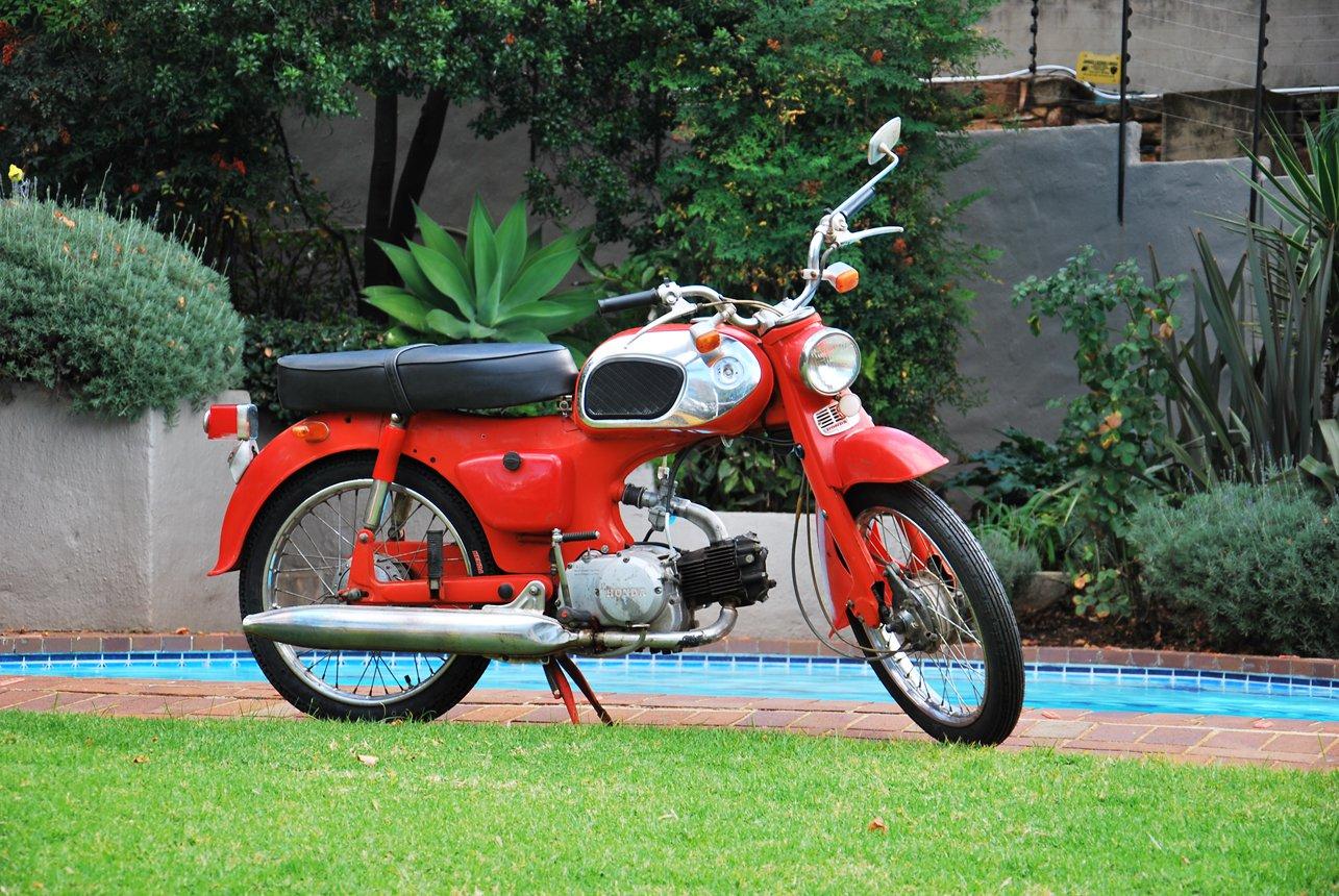 Honda C200 90