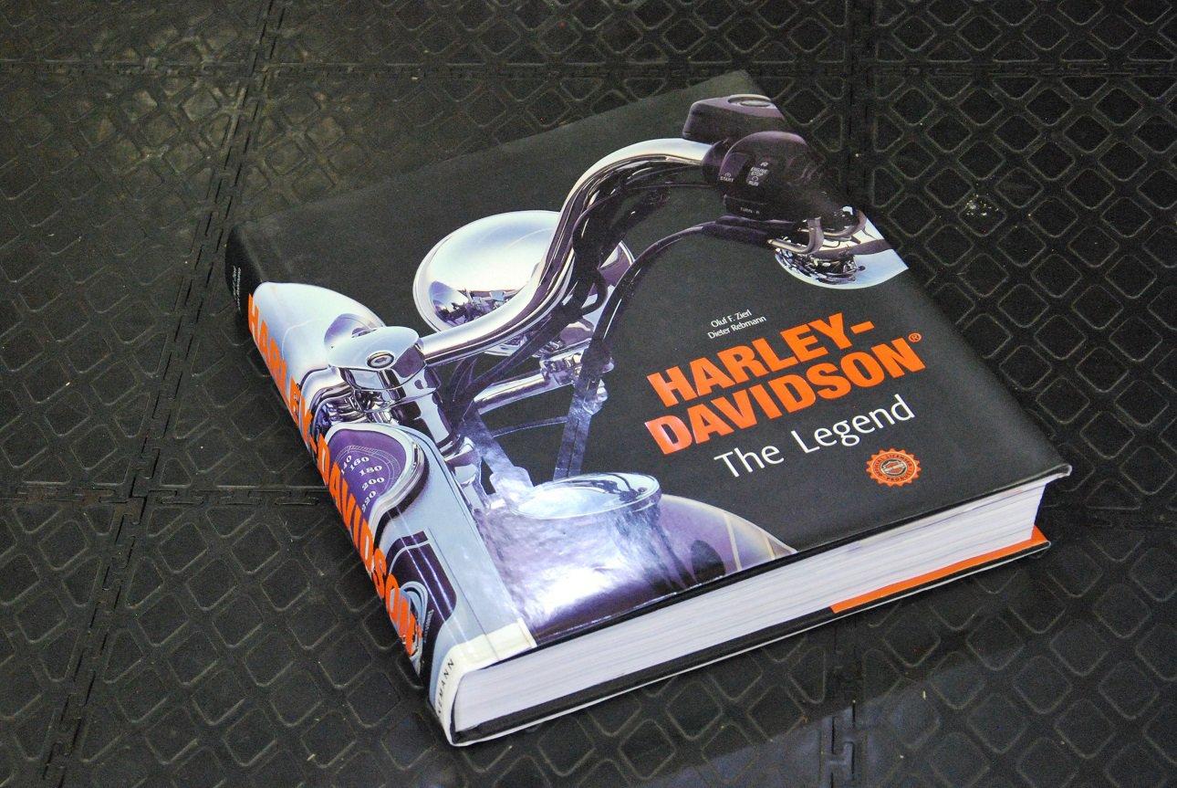 Harley-Davidson: The Legend