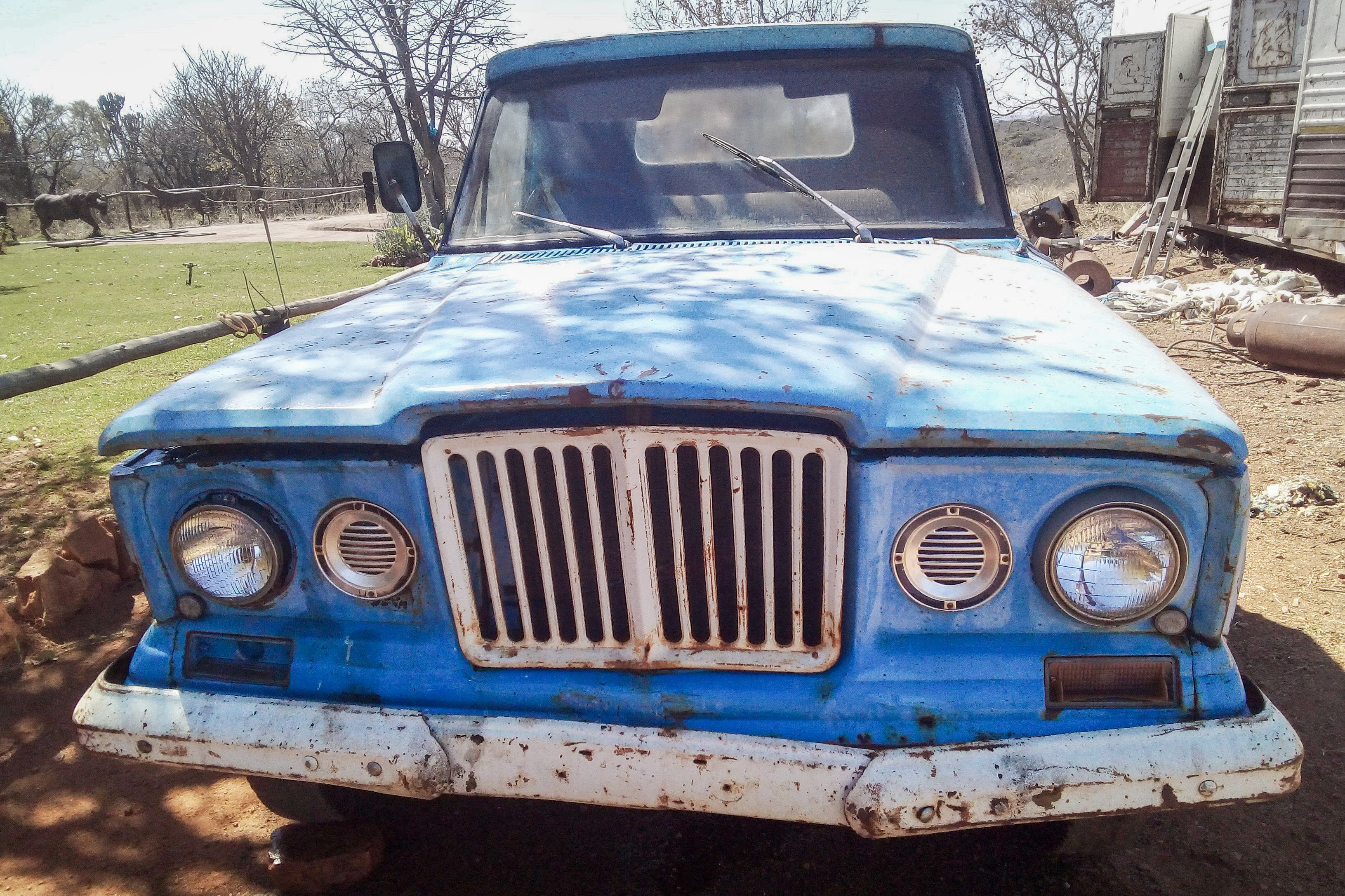 Barn find & Project Auctions