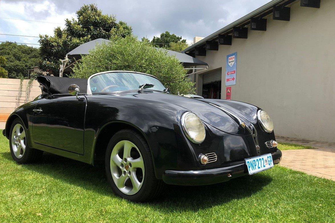 KCC Porsche 356 Speedster replica
