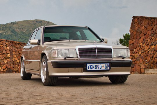 Live: Online Auction: 1989 Mercedes-Benz 190E 2.5-16 Cosworth