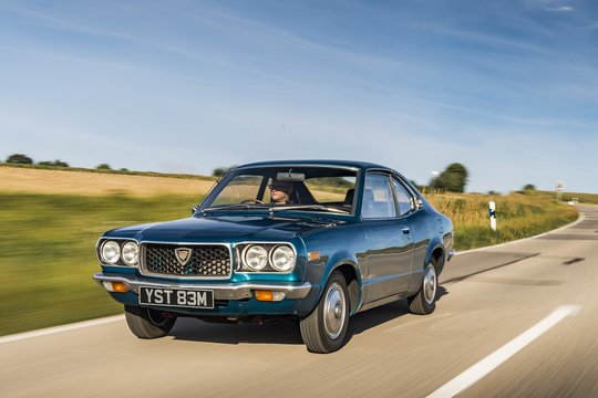50 YEARS OF THE MAZDA RX-3