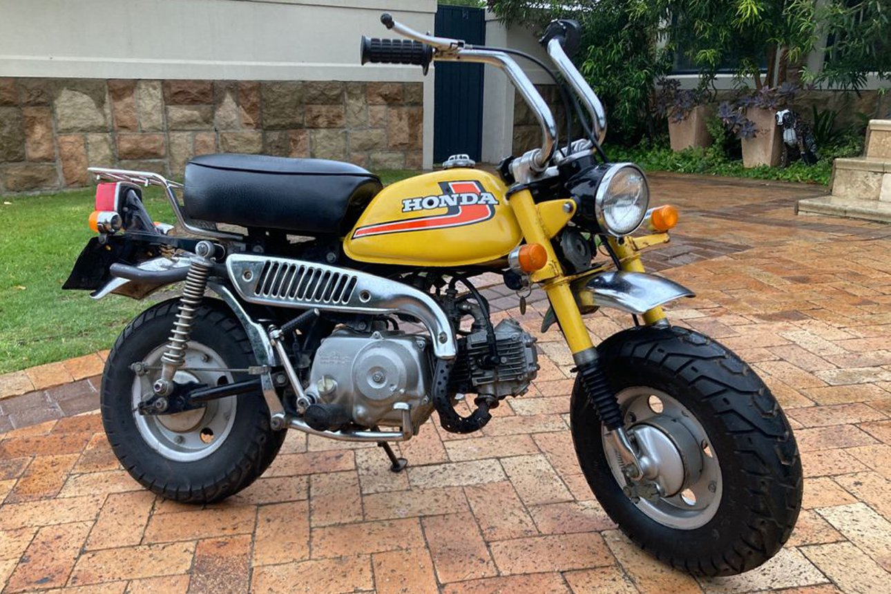 Honda Z50J Monkey Bike