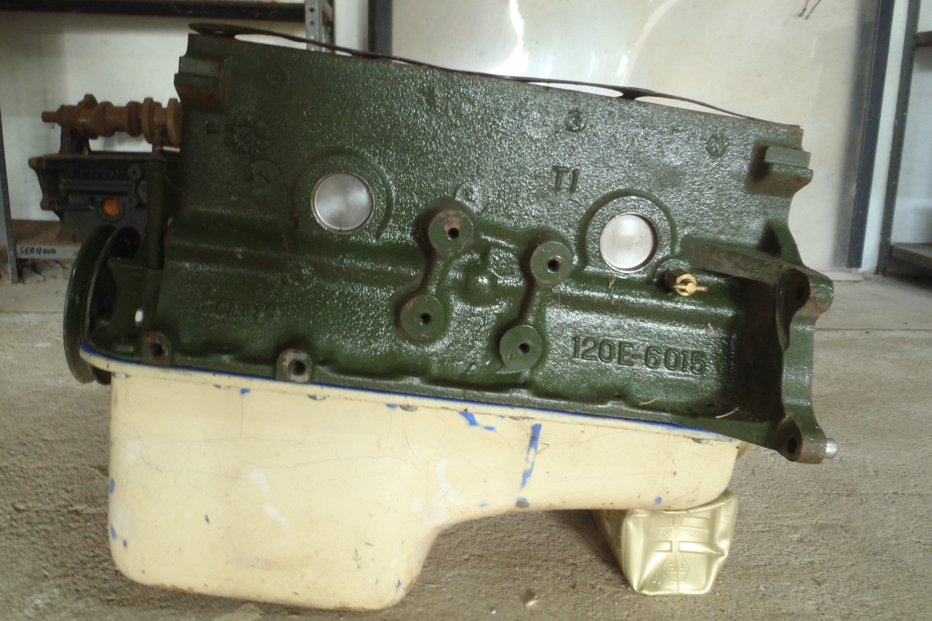 Engine: Mk1 Cortina GT