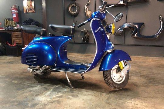 Live Online Auction: 1962 Vespa VNB125