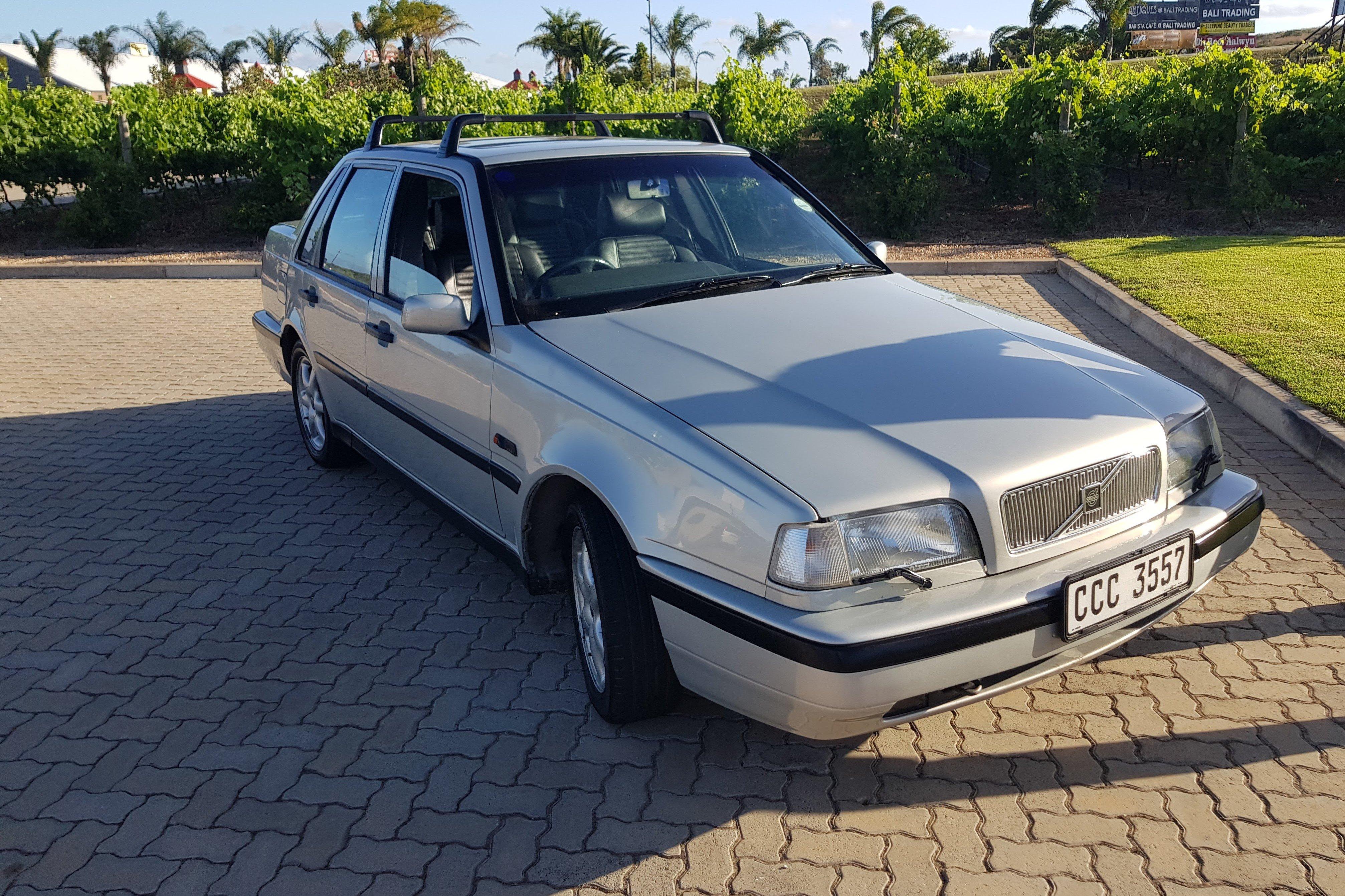 Volvo 460 GLT Turbo